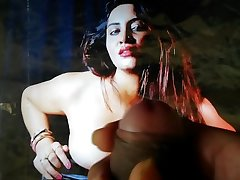 Pakistani Whore Arshi Khan receives her face filled here my spunk
