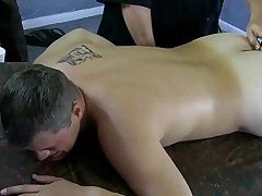 Lorenzo returns for a deep prostate massage