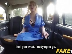 Barbie Sins In Bosomy naughty nurse dirty taxi ride