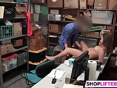 Huge Dick Be required of Shoplifting Sweety Brooke
