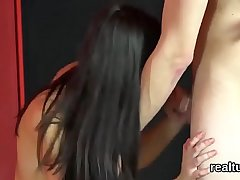 Arbitrary czech girl is seduced in a difficulty mall and drilled in pov