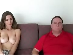 Molly Jane gets grounded and fucked by daddy