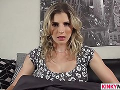 Stepmother Cory Woo Seducing Her Son