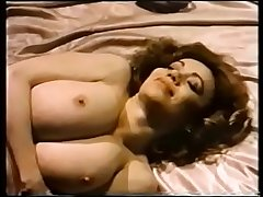 Vintage porn with former pornstar Kitten Natividad