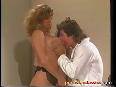 Undertaking doctor fucks the busty MILF patient